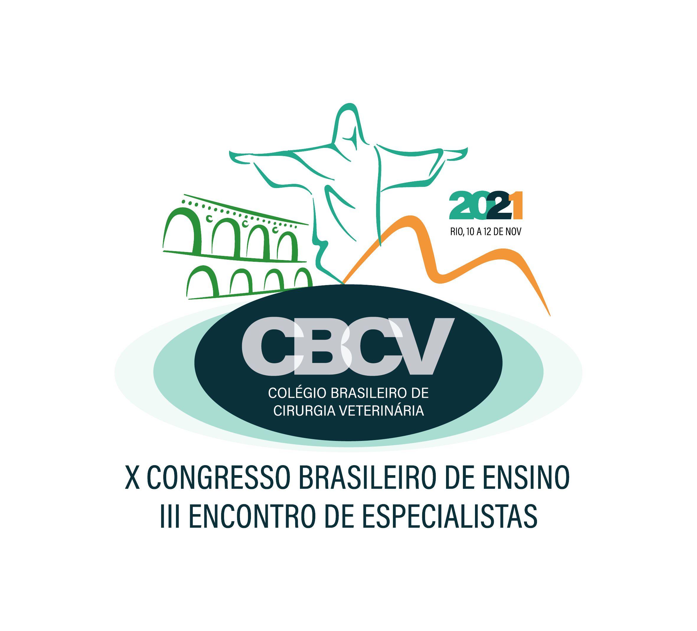 X Congresso Brasileiro de Ensino e III Encontro de Especialistas